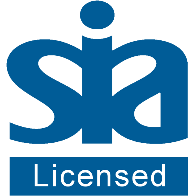 SIA Licensed security company UK