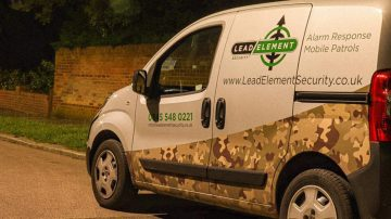 Lead Element Security and Guarding UK