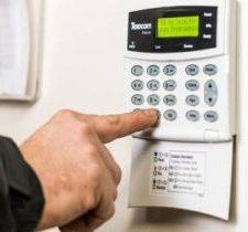 Security alarm company UK